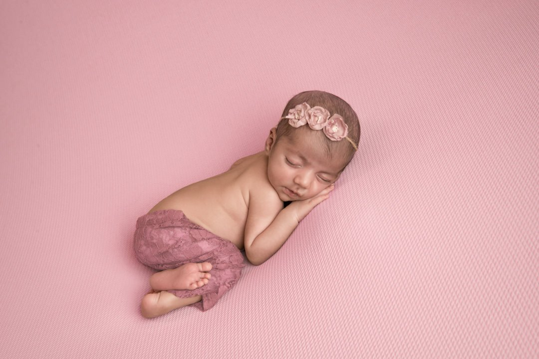 De laatste newborn fotoshoot van het jaar: Elif